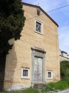chiesa della madonna del tufo