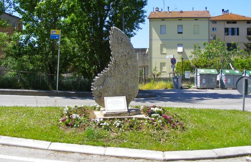 Monumento ai Caduti dei Bombardamenti
