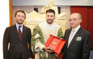 etrusco doro serse cosmi 2013