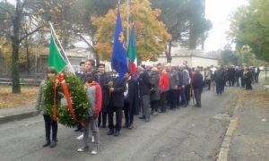Celebrazioni Giornata Forze Armate e Festa Unità Nazionale