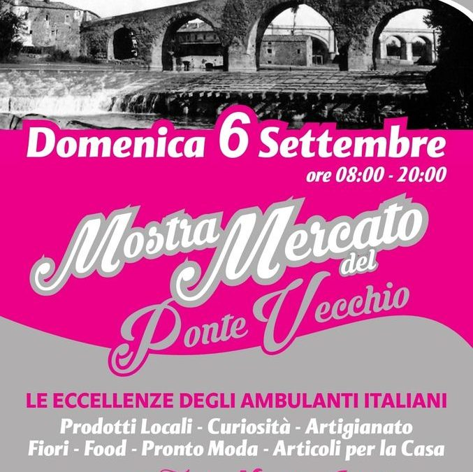 Mostra Mercato del Ponte Vecchio