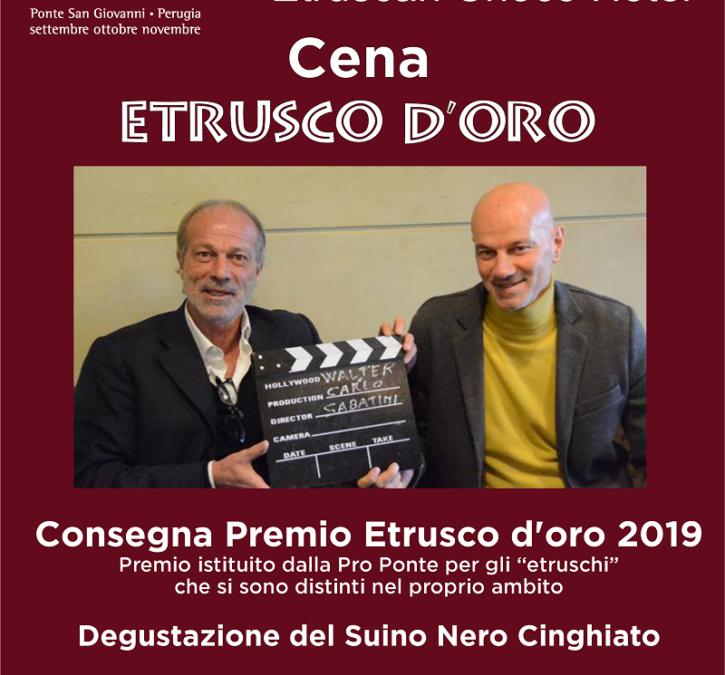 Etrusco D'Oro 2019