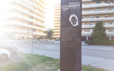 Stele molino pastificio Ponte & Giuliana Mignini